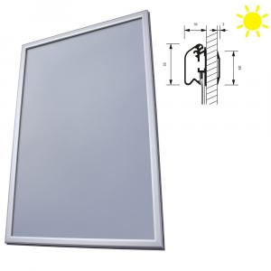 Fenster-Klapprahmen doppelseitig, 32 mm