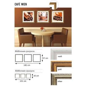 """Wandgalerie """"Café Wien"""""""