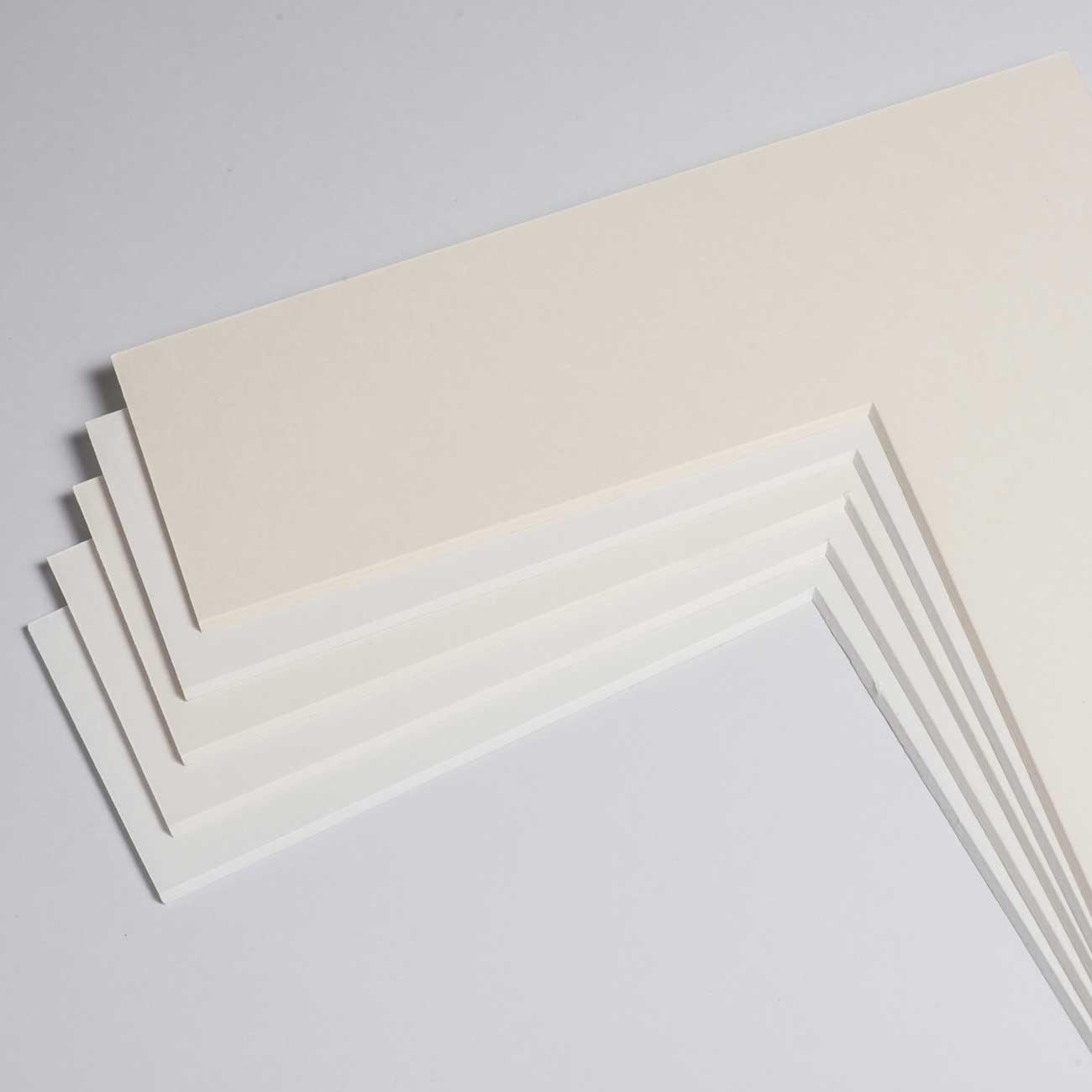 1,6 mm Museumskarton mit individuellem Ausschnitt