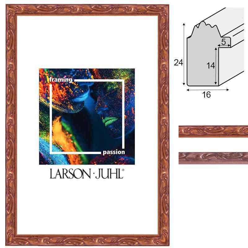 Holz-Bilderrahmen Allegra 1,6- Sonderzuschnitt