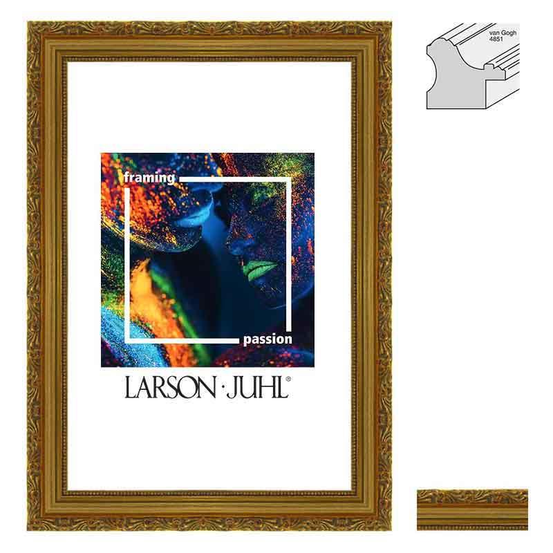 Holz-Bilderrahmen Van Gogh 2,7 - Sonderzuschnitt