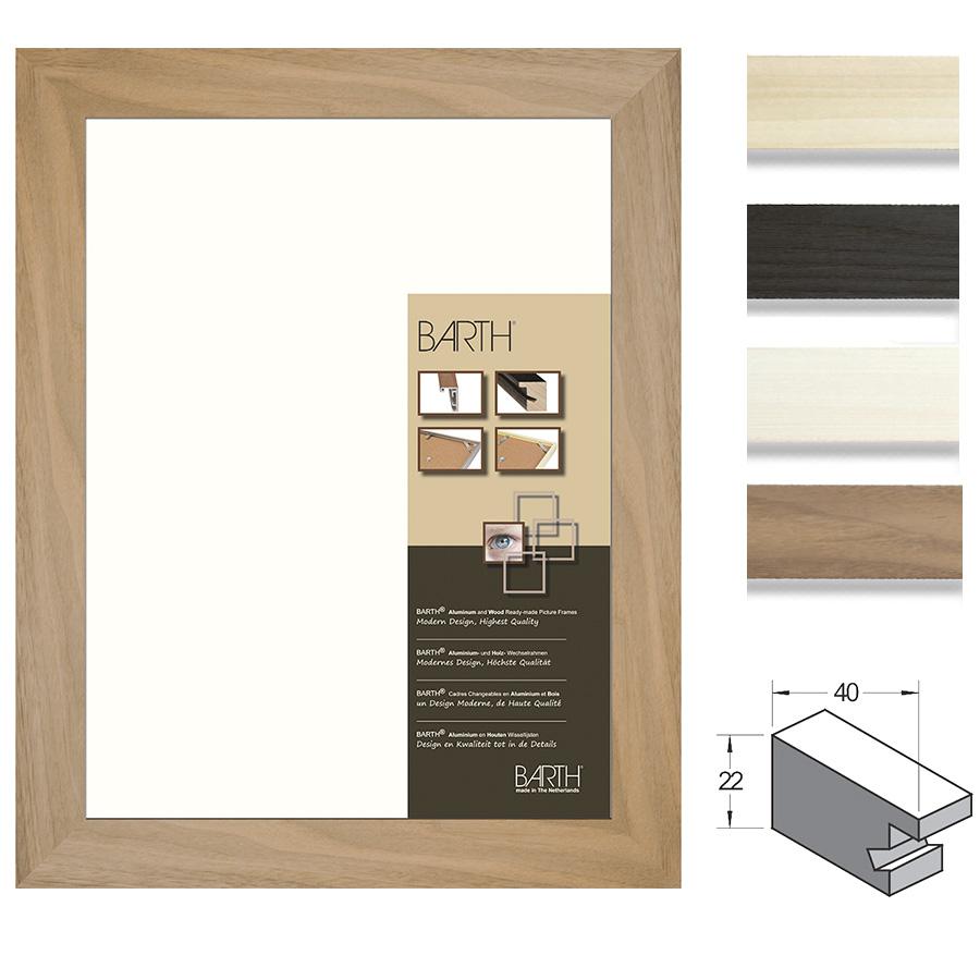 Holz-Bilderrahmen Serie 215