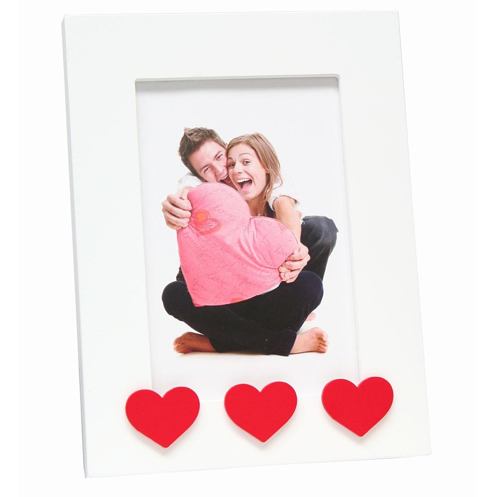 Herz-Fotorahmen Mortsel