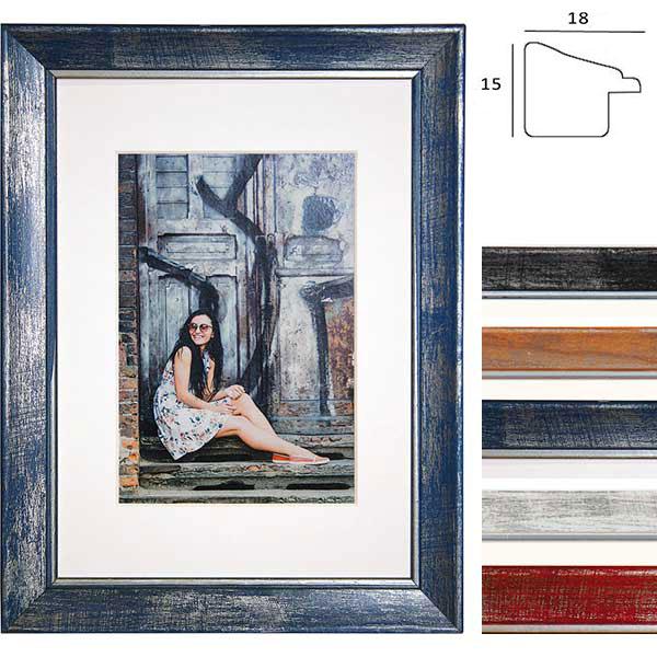 Holz-Bilderrahmen Aimee