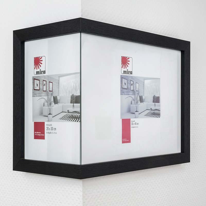 Mira Um-die-Ecke-Rahmen 2:1, Breit