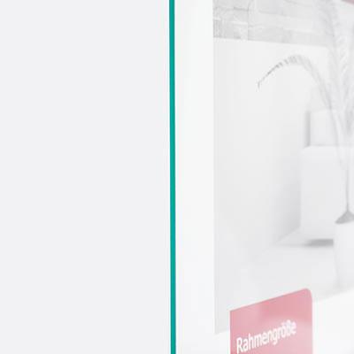 mira antireflexglas zuschnitt entspiegeltes glas f r bilderrahmen. Black Bedroom Furniture Sets. Home Design Ideas