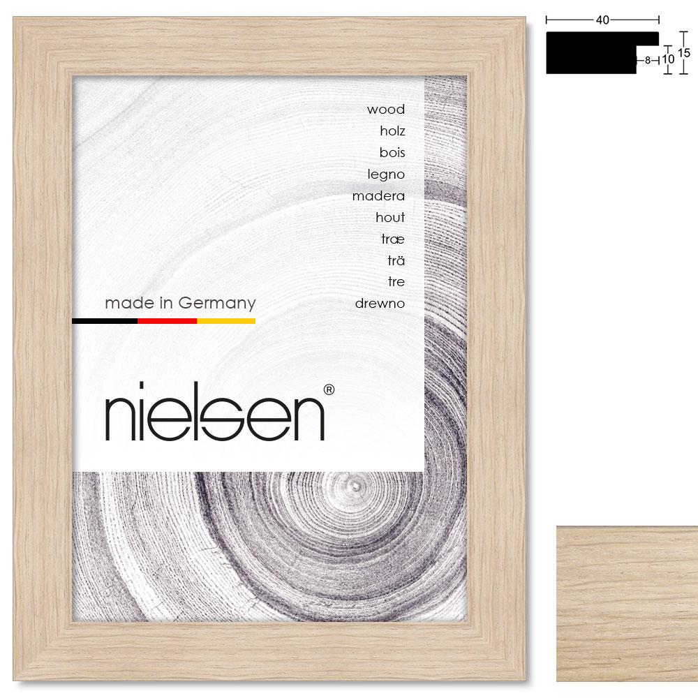 Holzrahmen Sonderzuschnitt, Oakwoods 40x15