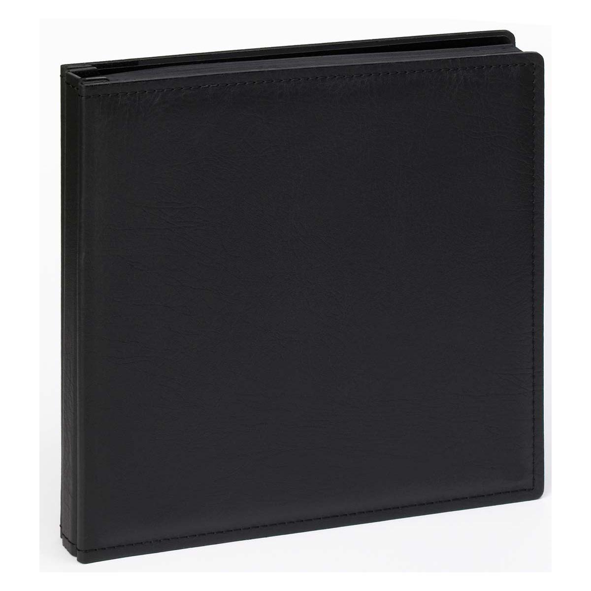 Buchschraubenalbum Premium, 80 schwarze Seiten
