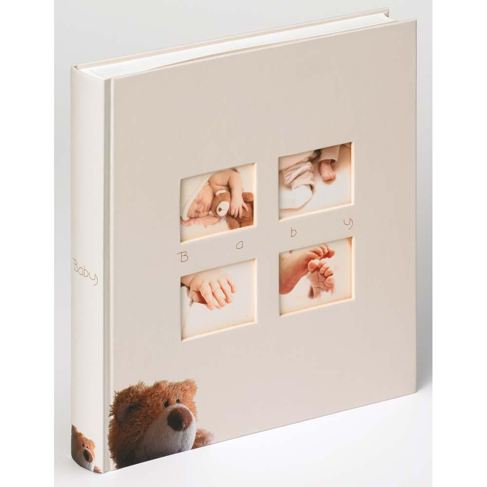 Babyalbum Classic Bear, 22x20 cm