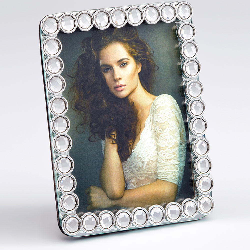 Portraitrahmen Perle