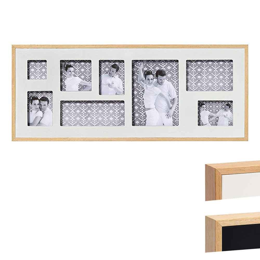 Galerierrahmen Double 8 Bilder