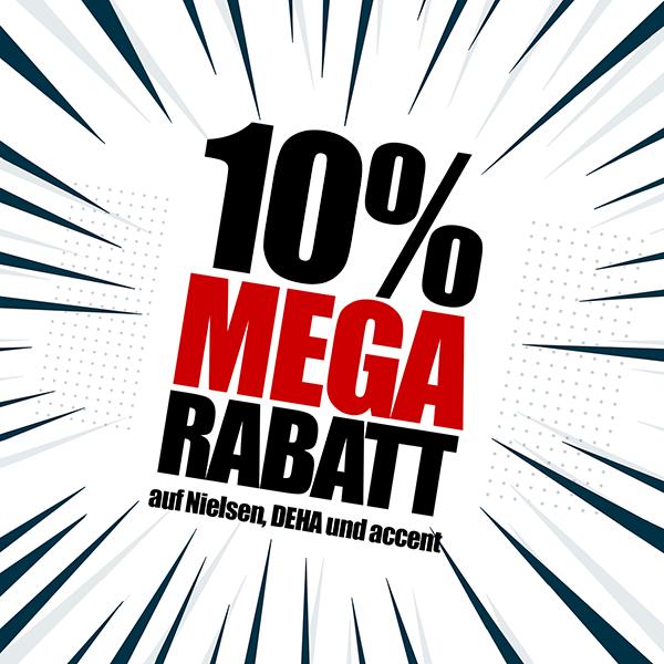 Nielsen Aktion 10%