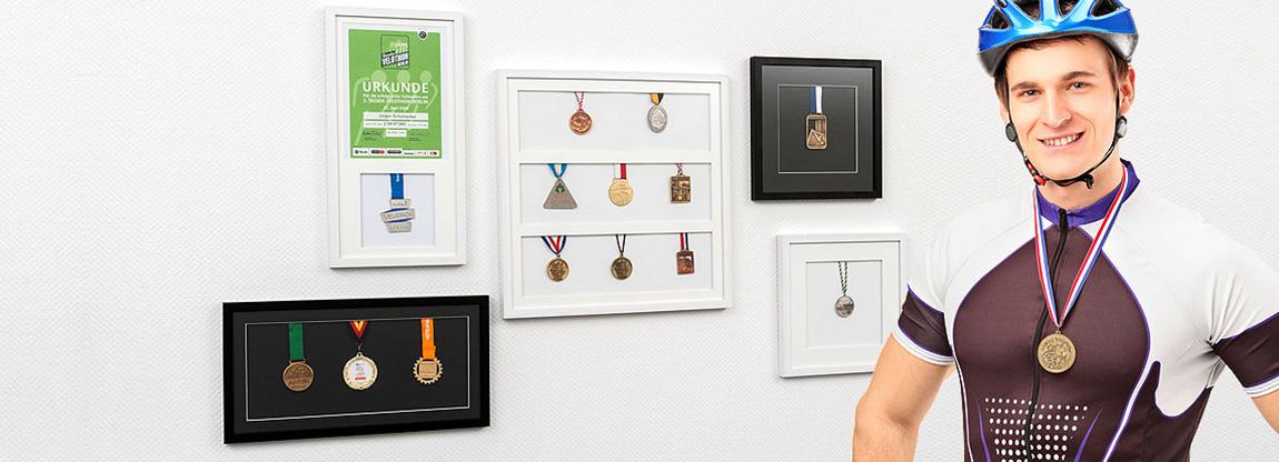 Medaillenrahmen